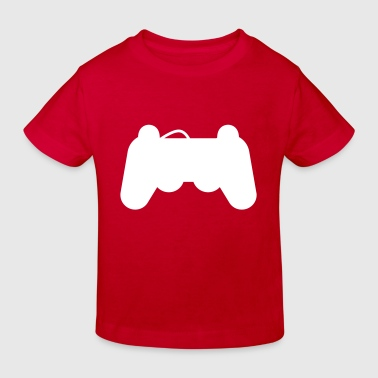 Gamepad gamepad - Kinder Bio-T-Shirt