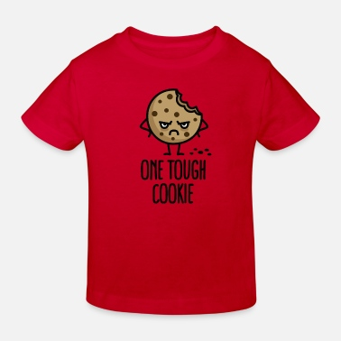 Cookie One tough cookie - Ekologisk T-shirt barn
