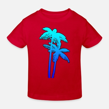 Palmen PALMS - Kinder Bio T-Shirt