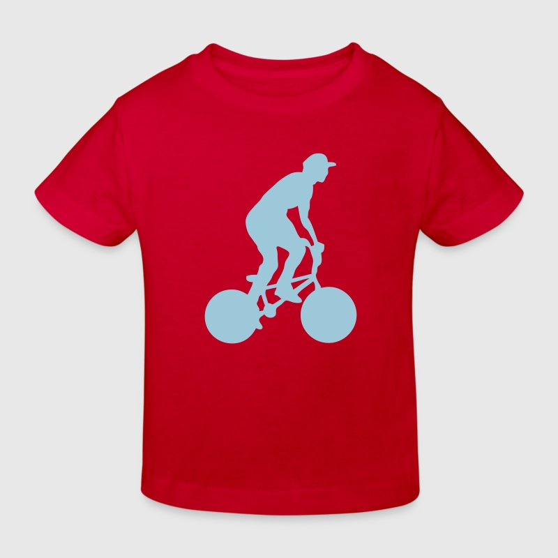 velo8 bmx bike freestyle cross - T-shirt bio Enfant