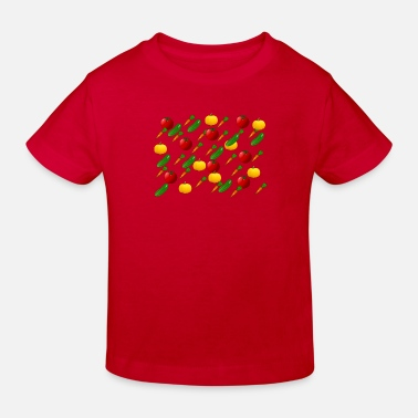 Vegetables vegetables - Kids' Organic T-Shirt