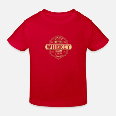 Whisky WHISKY - T-shirt bio Enfant
