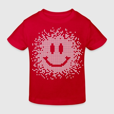 Smilie - Smiley - funny - Kids' Organic T-Shirt