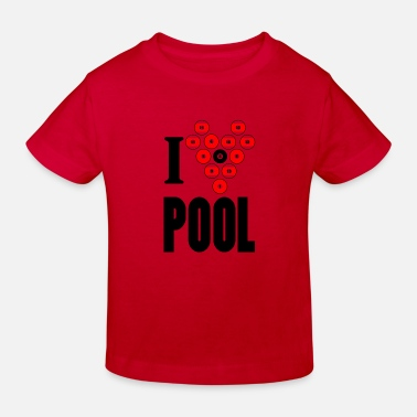 Pool pool - Ekologisk T-shirt barn