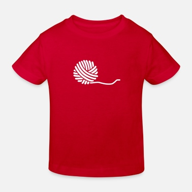 Wolle Wolle - Kinder Bio T-Shirt