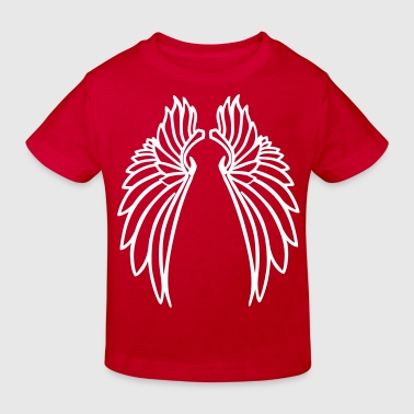 Wings 2 - Kids' Organic T-Shirt