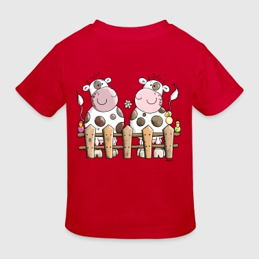 Kuh Duo - Kinder Bio-T-Shirt