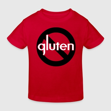 No Gluten - Kids' Organic T-shirt