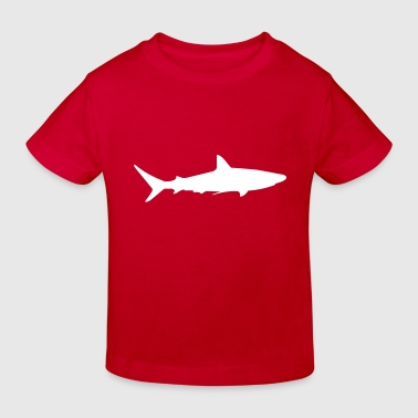 Requin (V) - T-shirt bio Enfant