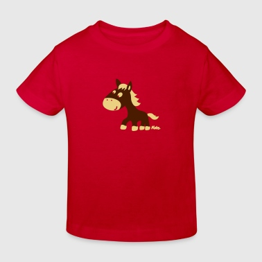 Pony (c) - T-shirt bio Enfant
