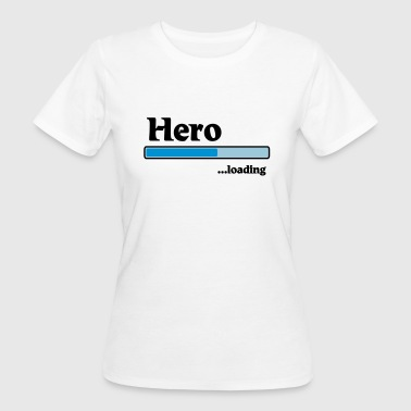 Hero loading - T-shirt ecologica da donna