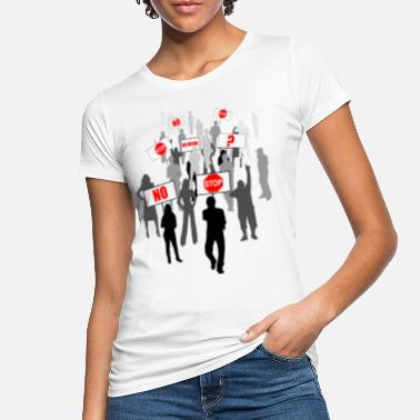 Proteste Protest - Frauen Bio T-Shirt