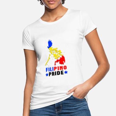 Pinay Philippines Pinoy Pinay Philippines Asia Pride - Women's Organic ...