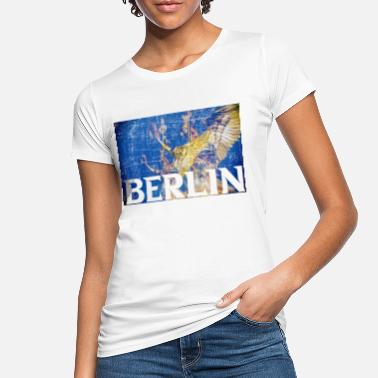 Television Tower Berlin Victory Column City City Germany Germany Germany - Women's Organic T-Shirt