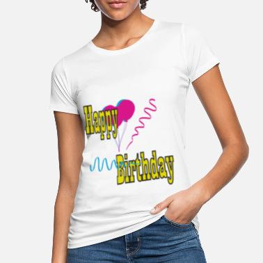 B Day B-day - Women's Organic T-Shirt