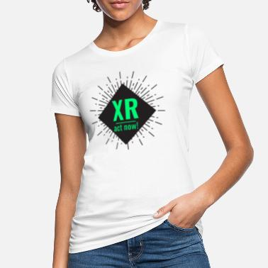 Ungehorsam Sein XR Extinction Rebellion - act now! - Frauen Bio T-Shirt
