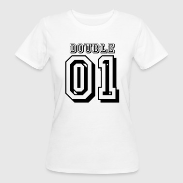 Double Trouble 01 - Frauen Bio-T-Shirt