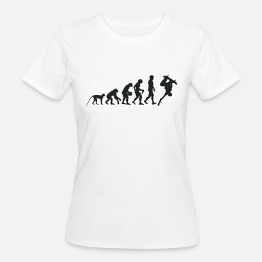 Tony Hawk Evolution Skate - T-shirt bio Femme