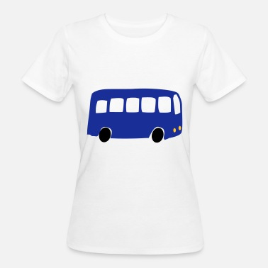 School Bus School bus - Women's Organic T-Shirt