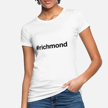 Richmond RICHMOND - T-shirt bio Femme