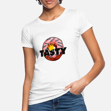 Tasty donut - Women's Organic T-Shirt