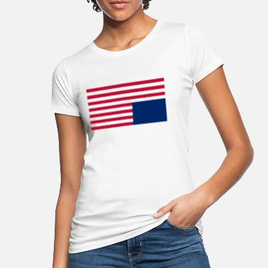 Flag House of cards - Økologisk T-shirt dame