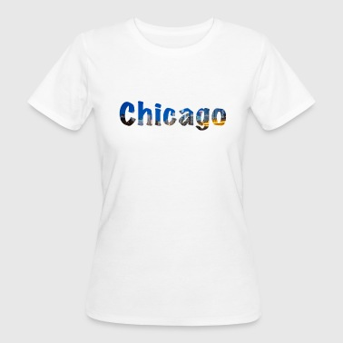 Chicago Bears Chicago - Frauen Bio-T-Shirt