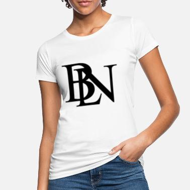BLN Berlin TYPE - Frauen Bio T-Shirt