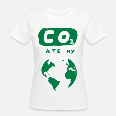 Co2 Clothing co2 - Women's Organic T-Shirt