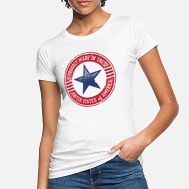 Made In Usa made in usa - Women's Organic T-Shirt