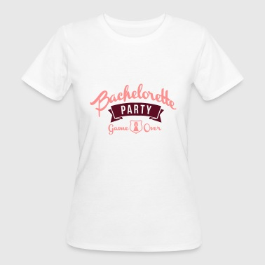Bachelorette party bachelorette party marriage - Women's Organic T-Shirt