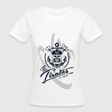 The Pirates Los Angeles - Vrouwen Bio-T-shirt