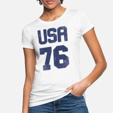 United States VS - Vrouwen bio T-shirt