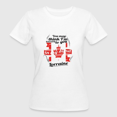 HOLIDAY HOME ROOTS TRAVEL Canada Canada Lorraine - Women's Organic T-Shirt