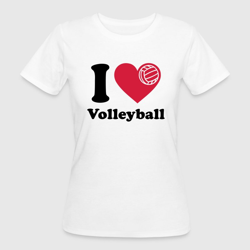 volleybal Volley  - Vrouwen Bio-T-shirt