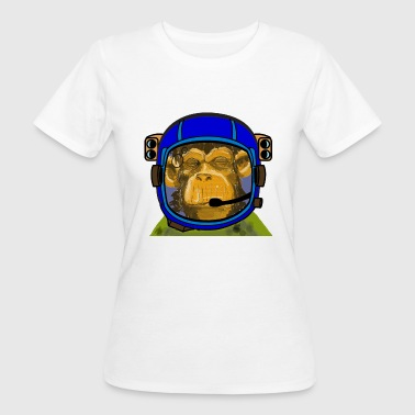 cool monkey - Women's Organic T-Shirt