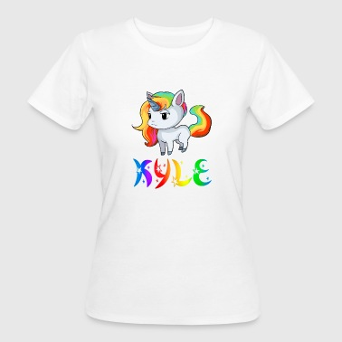 Unicorn Kyle - Women's Organic T-Shirt