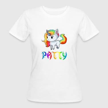 Patty Einhorn Patty - Frauen Bio-T-Shirt