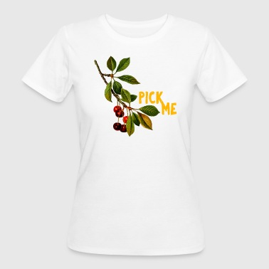 Cherry Harvest - Frauen Bio-T-Shirt