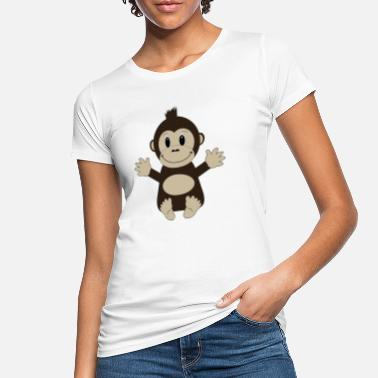 Loui Loui The Ape - Frauen Bio T-Shirt