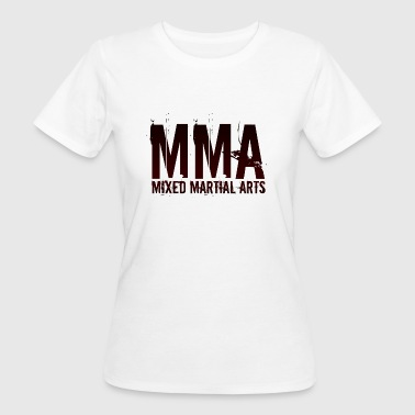 MMA Fight Club Mixed Martial Arts Gift - Organic damer