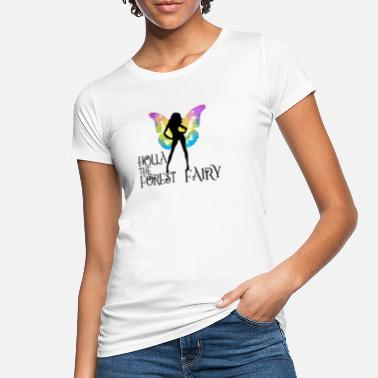 Rufton Holla the Forest Fairy - Frauen Bio T-Shirt