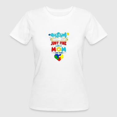 Giorno Autism Awareness Autismo Autismo Autism Awareness Day Asperger - T-shirt ecologica da donna