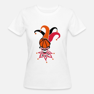 Joker Sports basketball joker ballon sport1 - T-shirt bio Femme