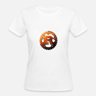 Rust rust gamer - Women's Organic T-Shirt