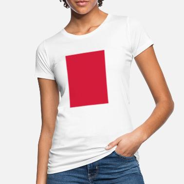 Red Card red card - Women's Organic T-Shirt