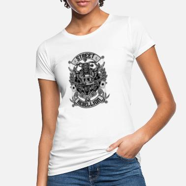 Street Rebellion - Women's Organic T-Shirt