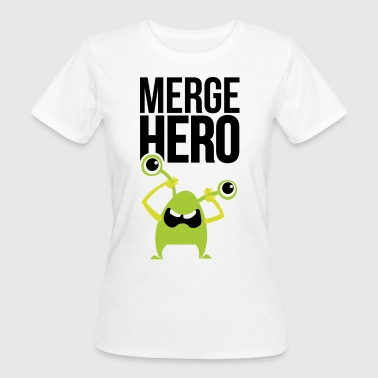 Monster Merge Hero 1 - Women's Organic T-shirt