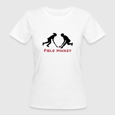 Field Hockey women - Vrouwen Bio-T-shirt