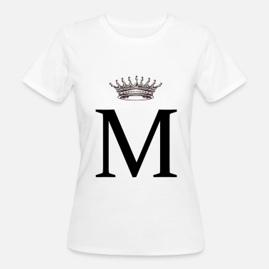 Manuela M Queen - Women's Organic T-Shirt